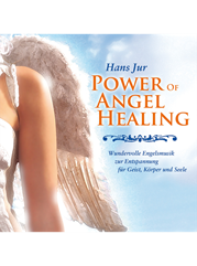 "CD - Hans Jur ""Power of Angel Healing"""