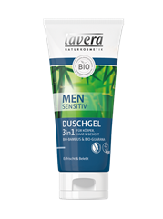 Men Sensitiv 3in1 Dusch-Shampoo